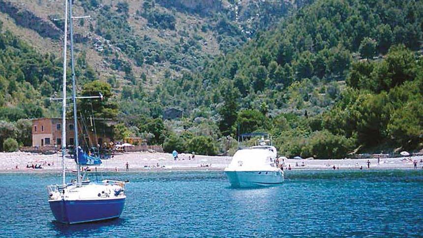 Cala Tuent, una de las excursiones más bellas en Mallorca