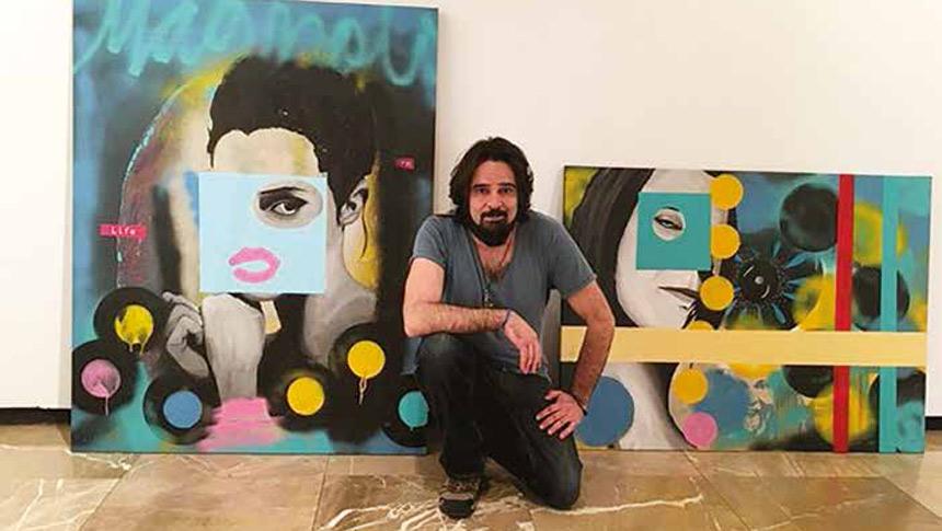 Llorenç Garrit, arte mallorquín en New Jersey