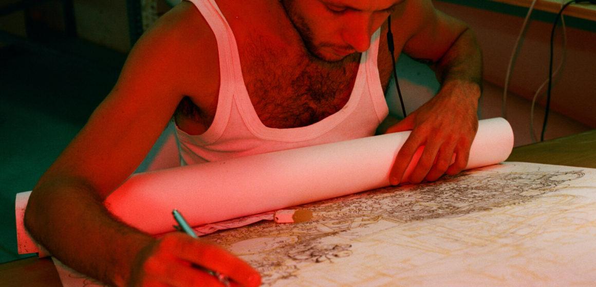 Entrevista a Carles G O'D, ilustrador y dibujante mallorquín