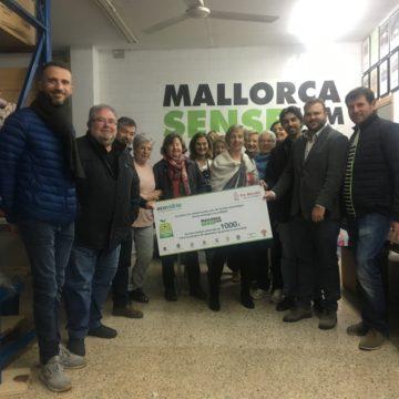 Ecovidrio: reciclaje por las familias mallorquinas más necesitadas
