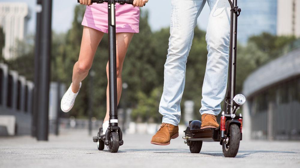 Los accidentes graves con un patinete eléctrico pueden acarrear consecuencias penales