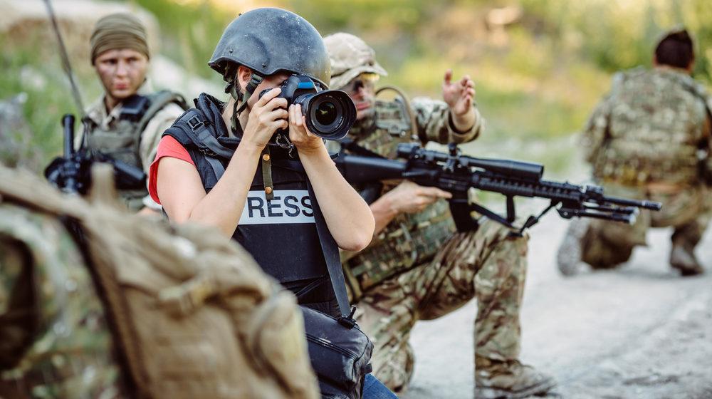 Día del Periodista: una profesión de riesgo