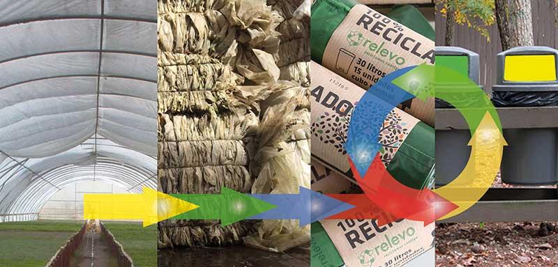 El plástico, elemento clave en la economía circular