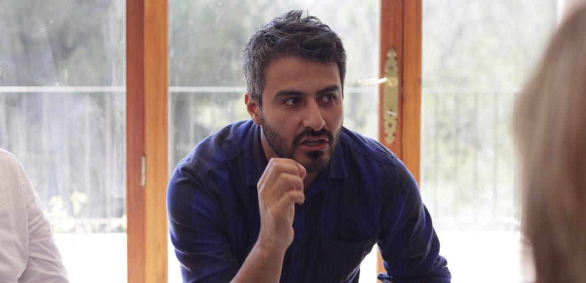 Entrevista a Ledwin Vega Páez