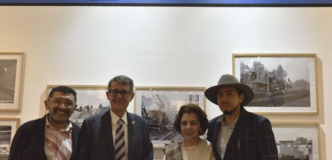 """Museo Archivo de la Fotografía rinde tributo al  metro con la exposición """"50 Años, El viaje continúa"""""""