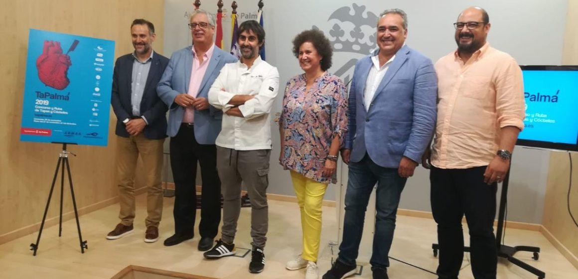 El Grupo Armas Trasmediterránea apuesta por la gastronomía local y patrocina la cita más relevante del sector de la restauración balear