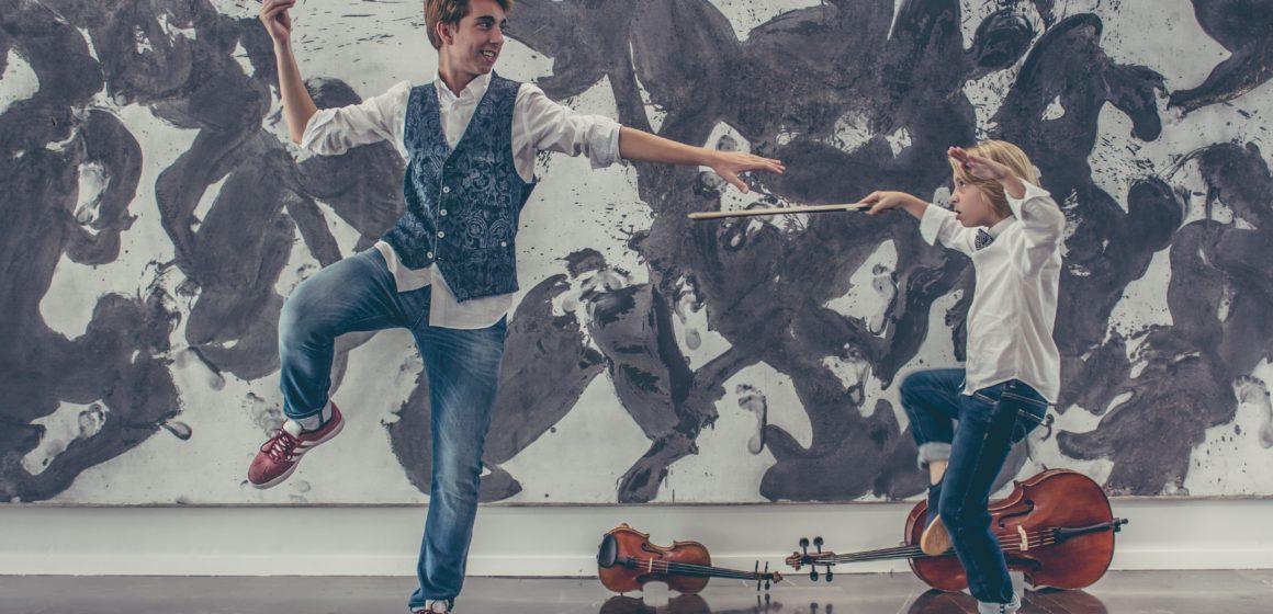 Violincheli brothers llevan su espectáculo 'Desconchertantes' al Auditorio y Palacio de Congresos de Castellón