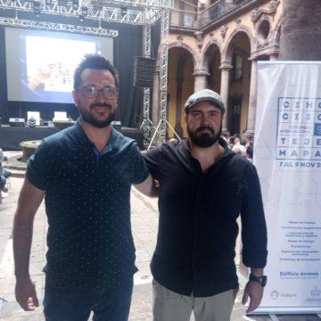 EL INSTITUT D'ESTUDIS BALEARICS PARTICIPA EN V CONGRESO DE DE INDUSTRIAS CREATIVAS Y CULTURALES CELEBRADO EN JALISCO (MÉXICO)