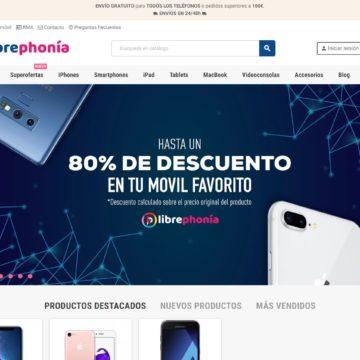 LIBREPHONÍA, LA STARTUP ESPAÑOLA QUE LUCHA CONTRA LA OBSOLESCENCIA PROGRAMADA DE LOS SMARTPHONES