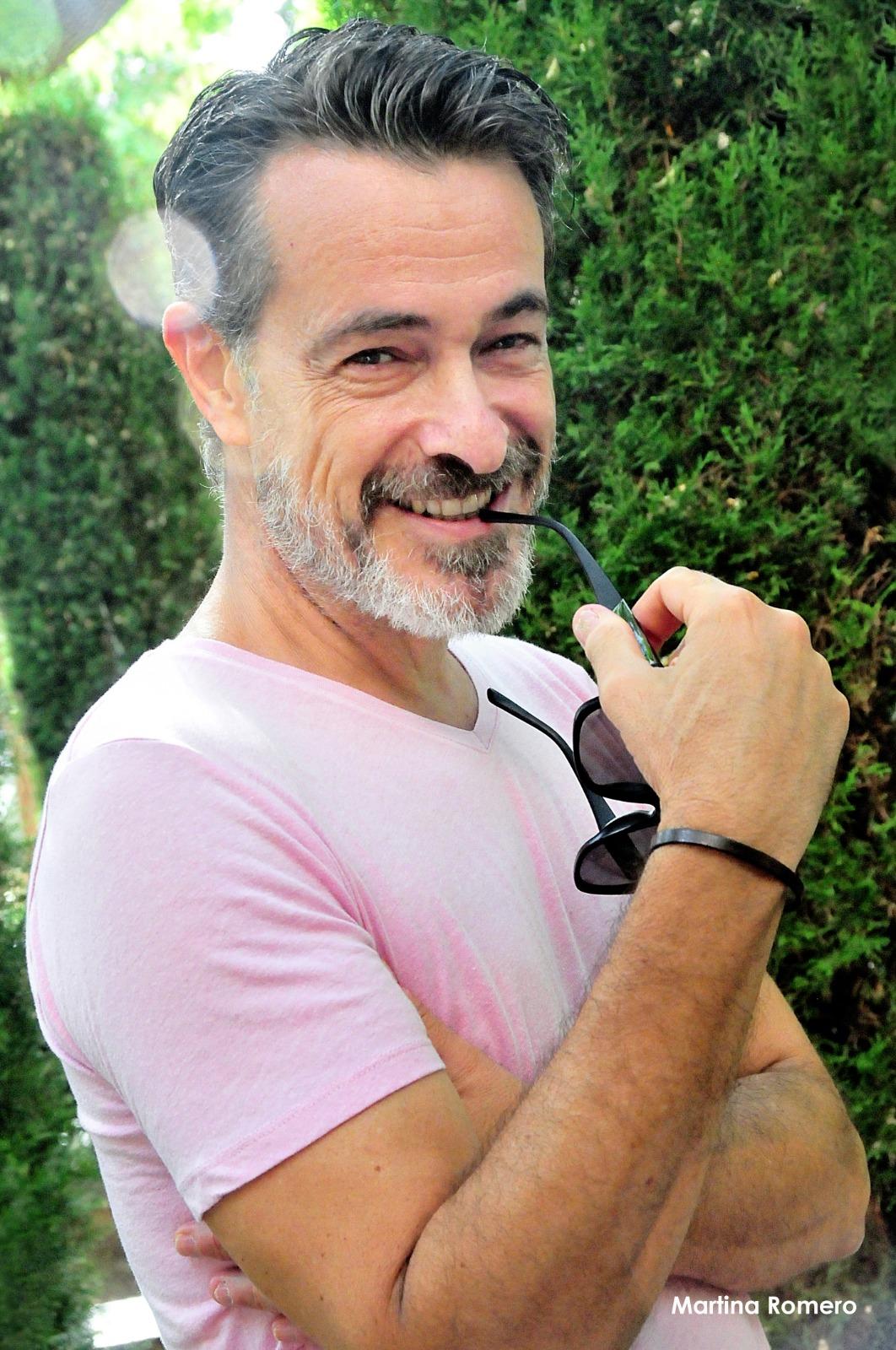 SESIÓN FOTOGRÁFICA DE JAIME PUJOL EN EL CASCO ANTIGUO DE PALMA.