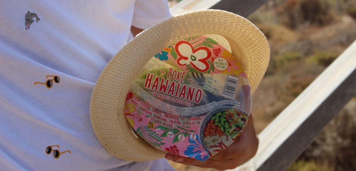 PRIMAFLOR REÚNE LA TRADICIÓN Y SABORES HAWAIANOS EN SU NUEVA ENSALADA POKE