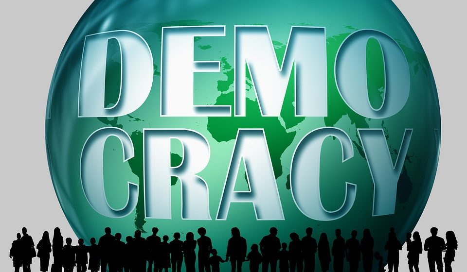 DIA MUNDIAL DE LA DEMOCRACIA