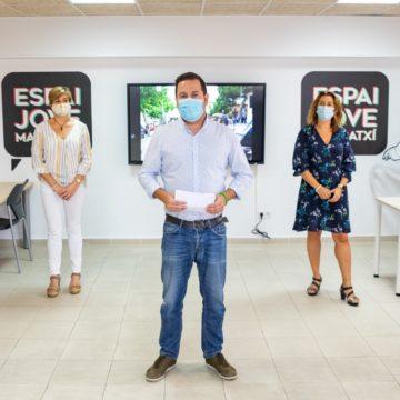 """NUEVA IMAGEN Y NUEVA SEDE PARA EL """"ESPAI JOVE"""" DE MARRATXI"""