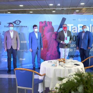 EL BUQUE CIUDAD DE PALMA ACOGE LA PRESENTACIÓN OFICIAL DE TAPALMA 2020