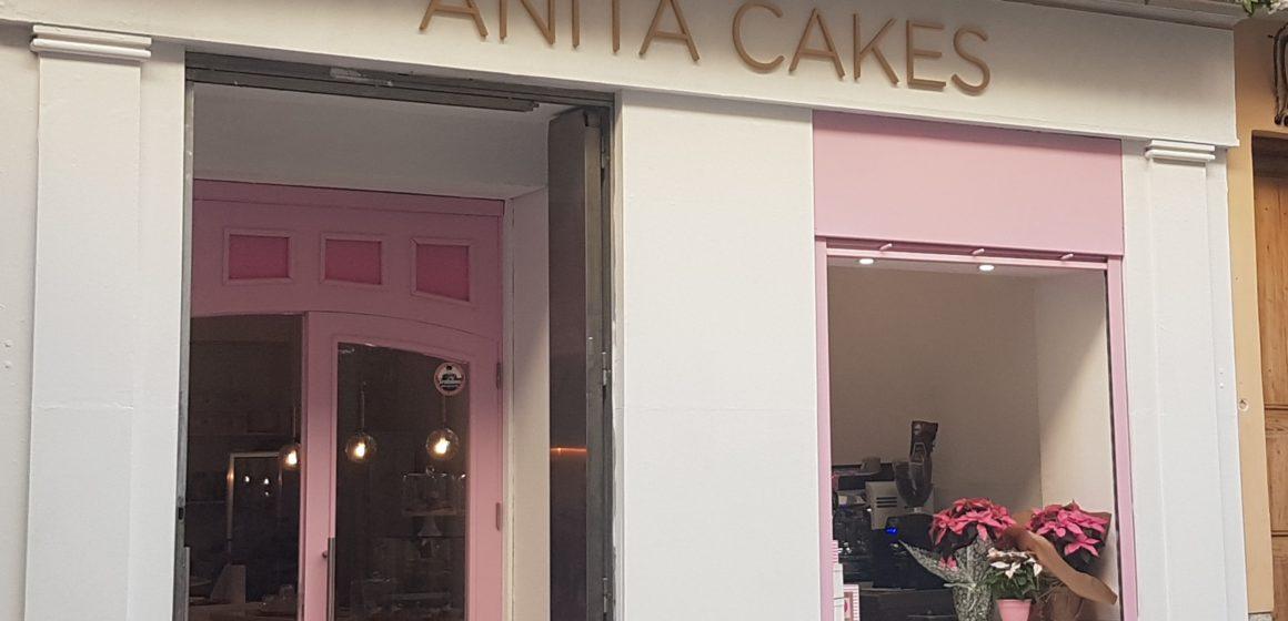 ANITA CAKES: ENDULZATE LA VIDA